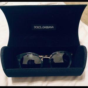 Dolce & Gabbana Sunglasses (Havana)